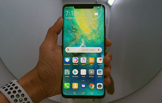 Huawei Mate 20 Pro Vs Iphone Xs 10 C3df0