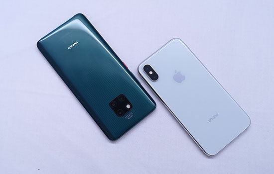Huawei Mate 20 Pro Vs Iphone Xs 15 Bfb5e