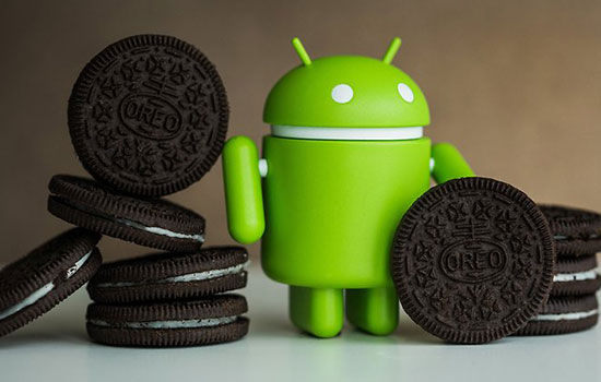 Update Android Oreo 085ec