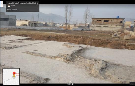 Fakta Unik Google Maps Osama Bin Laden 0d56f