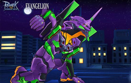 Sultan Ragnarok M Eternal Love 1 Miliar Evangelion 27342