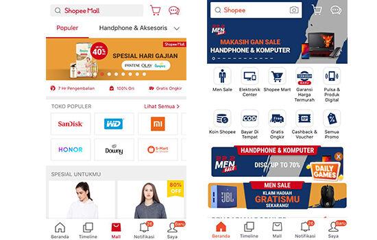 Aplikasi Jual Beli Online Shopee 2161c