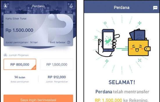 Aplikasi Pinjam Uang Online Perdana 8ef56
