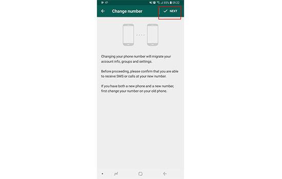 Cara Ganti Nomor Hp Whatsapp Android JT E3982
