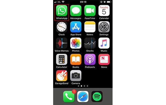 Cara Ganti Nomor Hp Whatsapp Iphone 984b5
