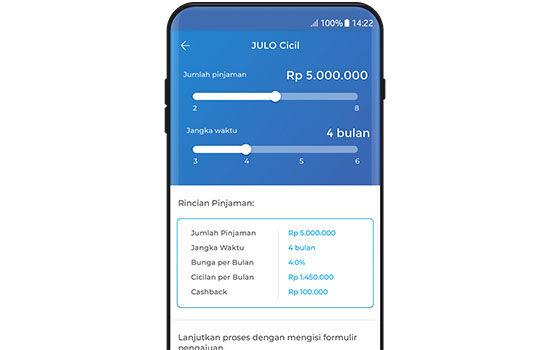 Aplikasi Pinjam Uang 5 Juta Julo Af257