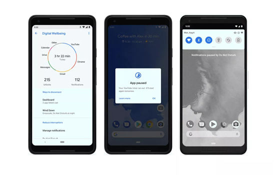 Fitur Android Pie Digital Wellbeing E8f59
