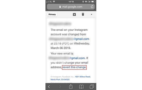 Cara Mengembalikan Akun Instagram Yang Dihack 5 8aeb5