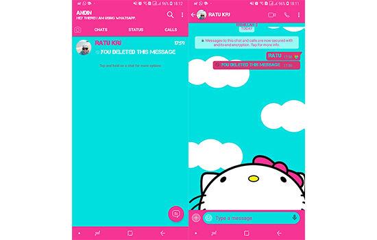 Tema Whatsapp Hello Kitty 4 D8cbf