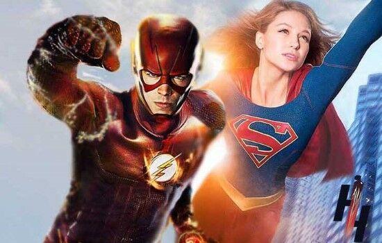 Supergirl The Flash Custom Edd21