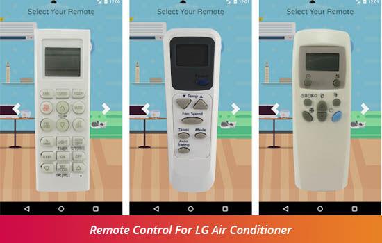 Aplikasi Remot Ac Lg E5505