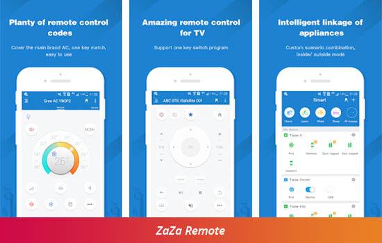 Aplikasi Remot Ac Zaza 6b043
