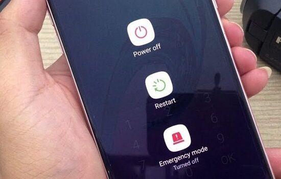 Restart Smartphone 6922a