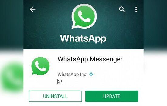 Update Aplikasi Whatsapp 82007