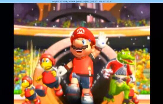 Emulator Wii Dolphin 6 0101d