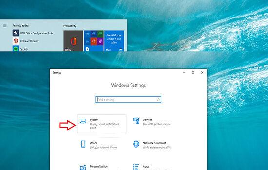 Cara Meredupkan Layar Laptop Windows10 2 15c30