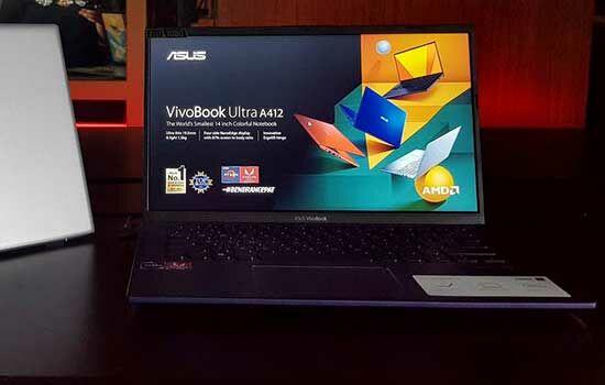 Laptop Ryzen 7 ASUS VivoBook Ultra A412DA C1f80
