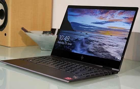 Laptop Ryzen 7 HP Envy 13 X360 5558a