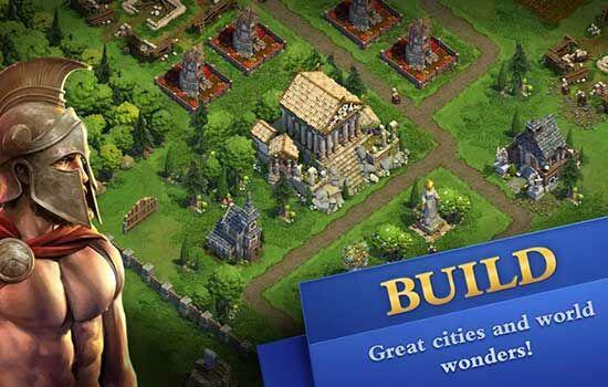 Game Kerajaan DomiNations 8b175