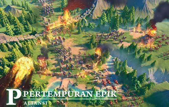 Game Kerajaan Rise Of Kingdoms 7472a