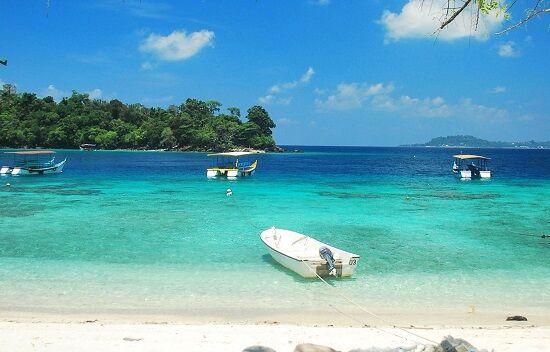 Pantai Menawan Di Aceh 2 B6011