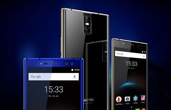 Oukitel K3 Smartphone Dengan 4 Kamera 1