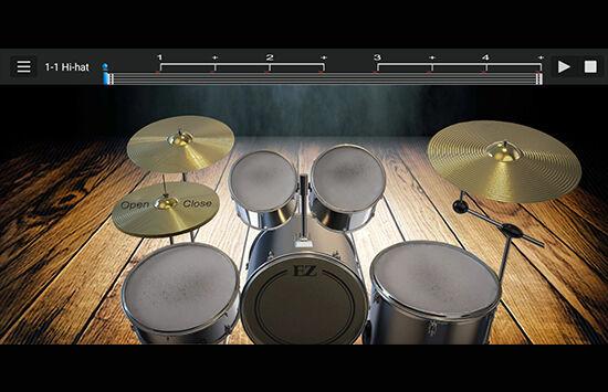 Easy Drum JT 72407