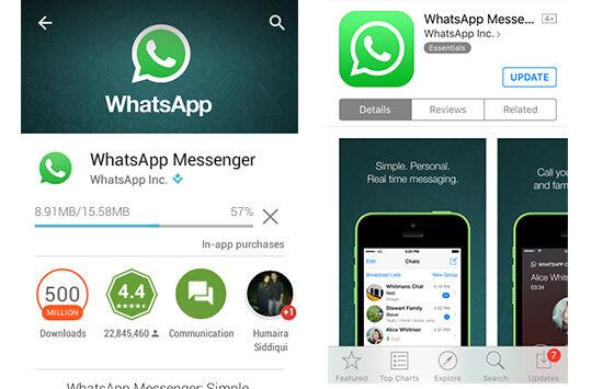 Cara Update Whatsapp 3c698