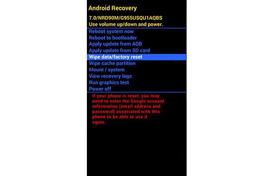 Cara Reset Hp Samsung Recover Mode JT 11051