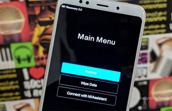 Cara Restart Hp Xiaomi Recovery Mode Ccd37