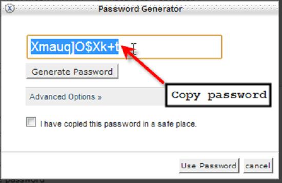 Membuat Password Yang Kuat 2