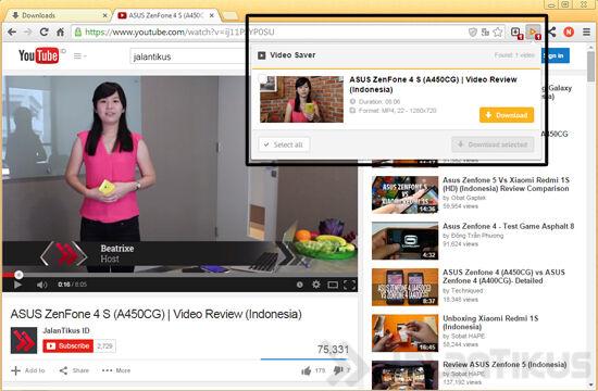 Citrio Browser Download Video