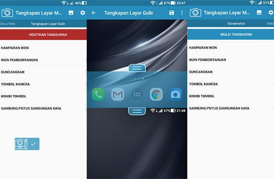 Cara Screenshot Samsung 4 0063d