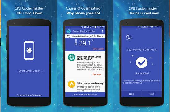 Aplikasi Mencegah Smartphone Panas 4