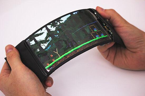 Holoflex Smartphone Fleksibel 1