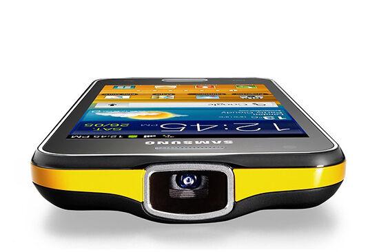 Proyektor Samsung Galaxy Beam