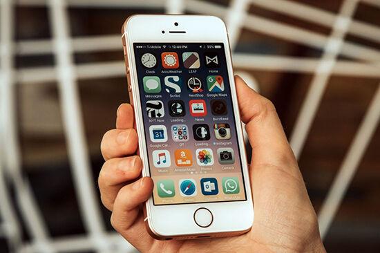 Smartphone Dengan Performa Paling Cepat Apple Iphone Se