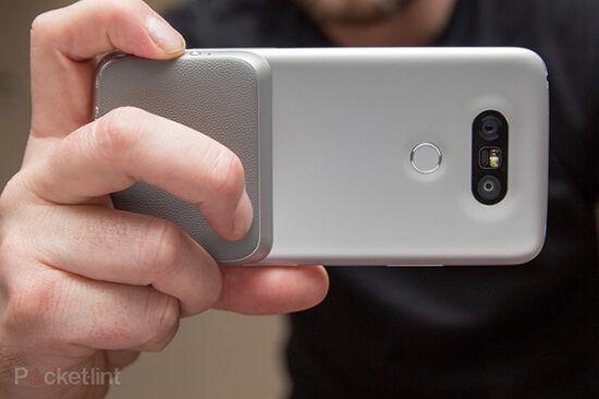 kamera dengan respon paling cepat lg g5