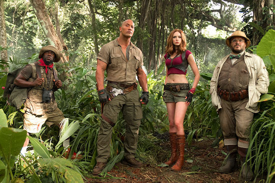 Review Jumanji Welcome To The Jungle 2