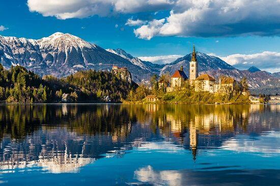 Destinasi Wisata 2018 Julian Alps