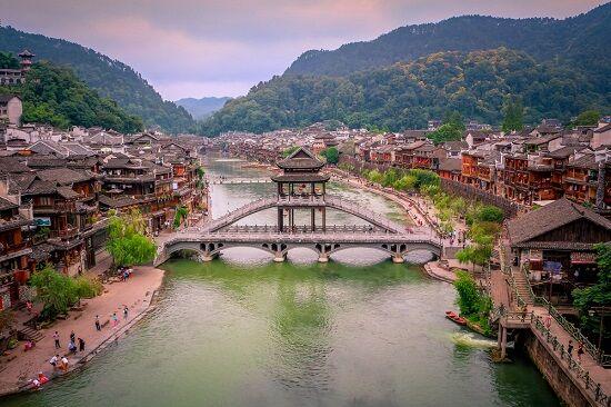 Destinasi Wisata 2018 Xian Dan Hunan