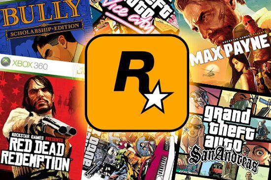 Rockstar Games E8b09