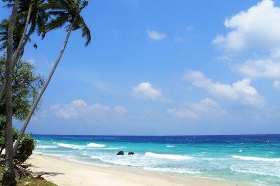 Pantai Menawan Di Aceh 7800d