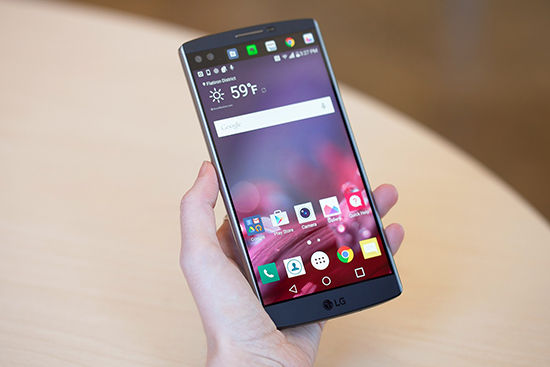 Phablet Android Terbaru Lg V10