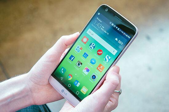 Smartphone Dengan Performa Paling Cepat Lg G5