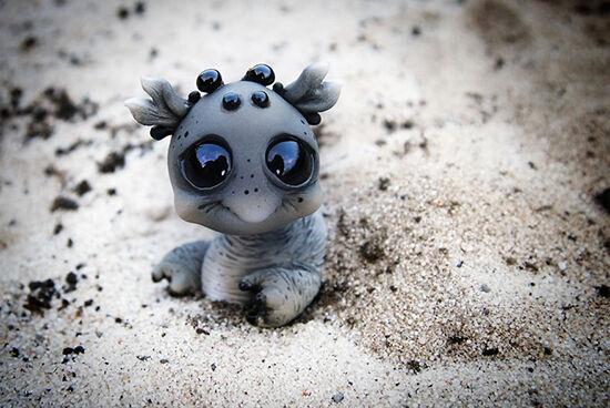 Foto Boneka Hewan Fantasi Lucu Dan Menyeramkan 1