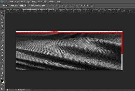 Cara Membuat Gambar Bendera 3D Di Photoshop 8