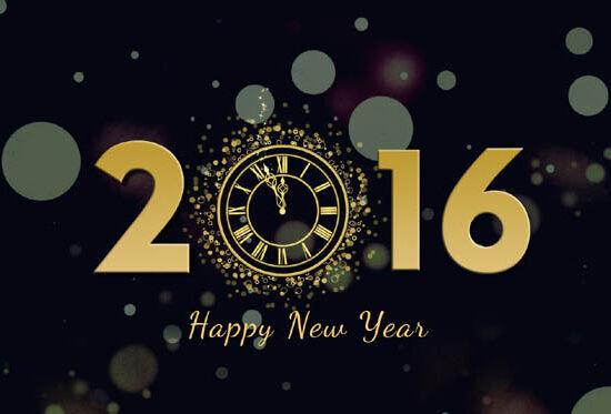 Kumpulan Kata Ucapan Selamat Tahun Baru 2016 3