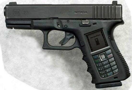 Gun Phone