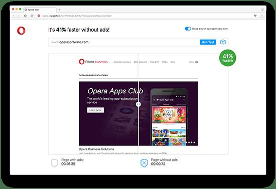 Browser Opera Hemat Baterai 5